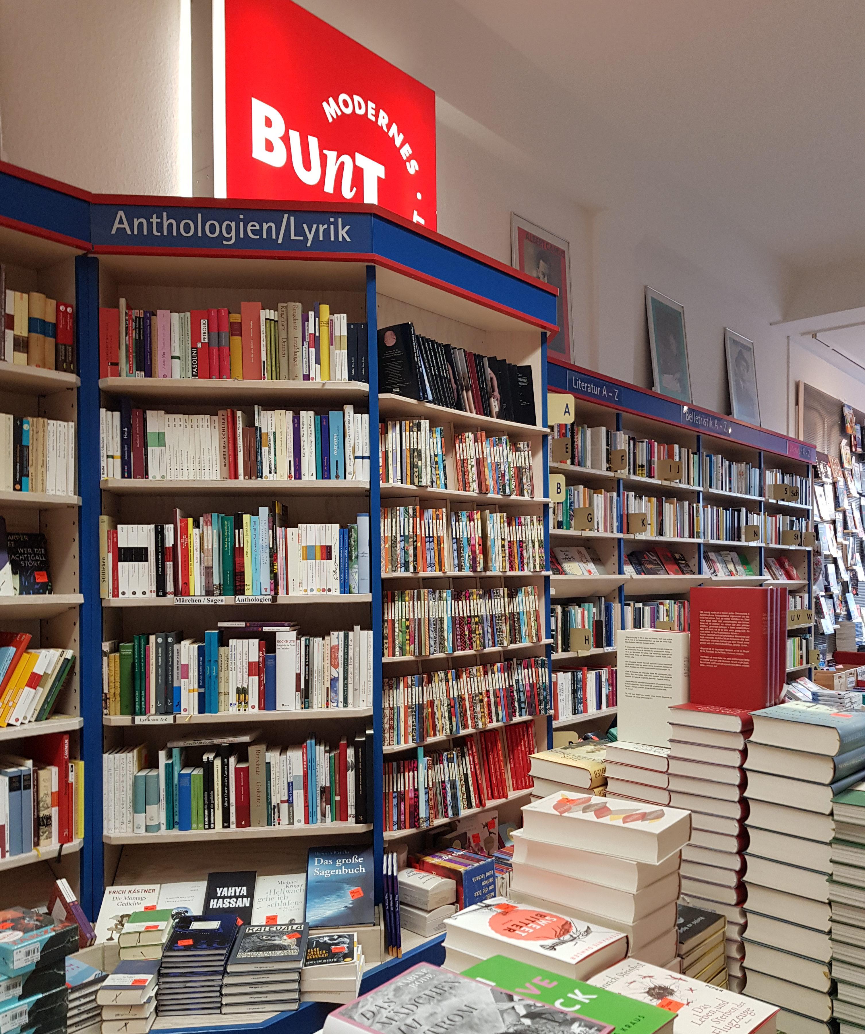 Bunt Buchhandlung
