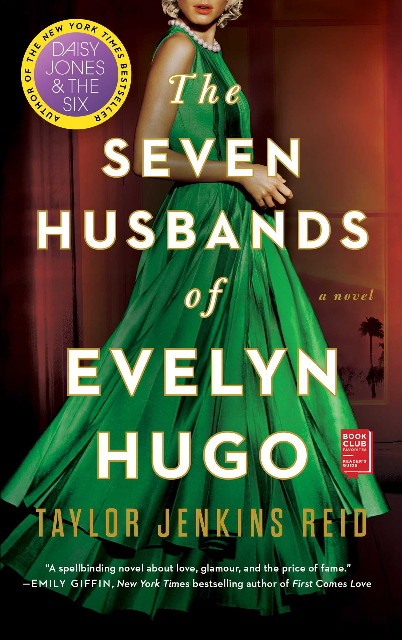 The Seven Husbands of Evelyn Hugo // Taylor Jenkins Reid